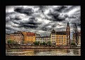Picture Title - Odra river in Wroclaw