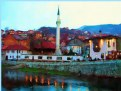 Picture Title - Evening in Sarajevo