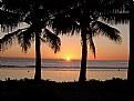 Picture Title - Rarotongan Sunset