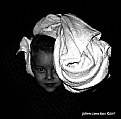 Picture Title - Guigui in b/w