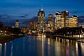 Picture Title - Melbourne over the Yarra