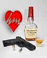 Picture Title - Gun, Whisky and a Broken Heart