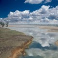 Picture Title - The River and the Clouds