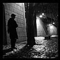 étranger dans la nuit