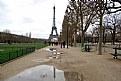 Picture Title - Puddles in Paris