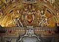 Picture Title - Stemmi Pontifici nei Musei Vaticani.