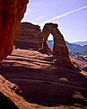 Picture Title - Delicate Arch Morning