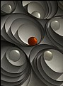 Picture Title - Paper and Marbles
