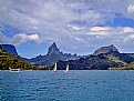 Picture Title - Tahitian island of Moorea