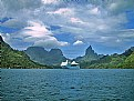 Picture Title - Island of Moorea, Polynesia