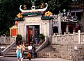 Picture Title - temple in Macao
