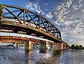 Picture Title - HDR - Galipeault Bridge