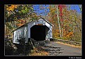Picture Title - Loux Covered Bridge (d2808)