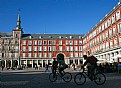 Picture Title - Byking at Plaza Mayor