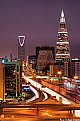 Picture Title - Riyadh at night
