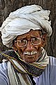 Picture Title - Old man from Pushkar
