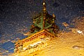Picture Title - Palace Tower in puddle