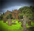 Picture Title - Montacute Churchyard