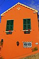 Picture Title - house with bright paint