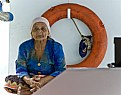 Picture Title - boat lady
