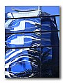 Picture Title - Blue and White Reflections