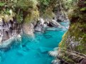 Picture Title - Deep Blue - Glacial Water