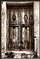 Picture Title - the old door...