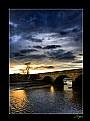Last Light Over The Ladybridge