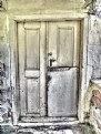 Picture Title - the old door