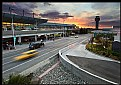 Picture Title - Anchorage Airport Tower View