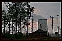 Picture Title - Industrial Sun Set