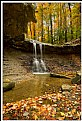 Picture Title - Blue Hen Falls - Cuyahoga Valley National Park