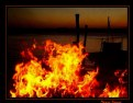 Picture Title - Boat Fire
