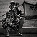 Picture Title - ...portrait of one street vendor...
