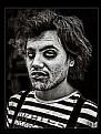 Picture Title - El hombre del cigarrillo