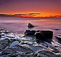 Picture Title - Sunset over Moray Firth