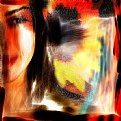 Picture Title - paint and portrait