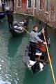 Picture Title - Venice's Gondolier