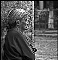 Picture Title - Old Lady