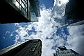 Picture Title - New York, sky of Times square..