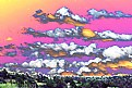 Picture Title - Tangerine skies