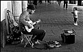Picture Title - Street Guitar and Child
