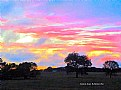 "Picture Title - "" Rainbow Sunset "", By Barbara Kite"