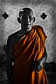 Picture Title - another smoking monk