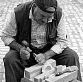 Picture Title - working marble