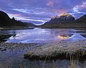 Picture Title - Gold Ribbon Liathach