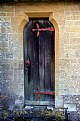 Picture Title - Old Church Door
