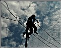 Picture Title - repairing the clouds...........