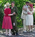 Picture Title - Forties Day at Arley