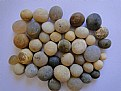 Picture Title - marble pebbles